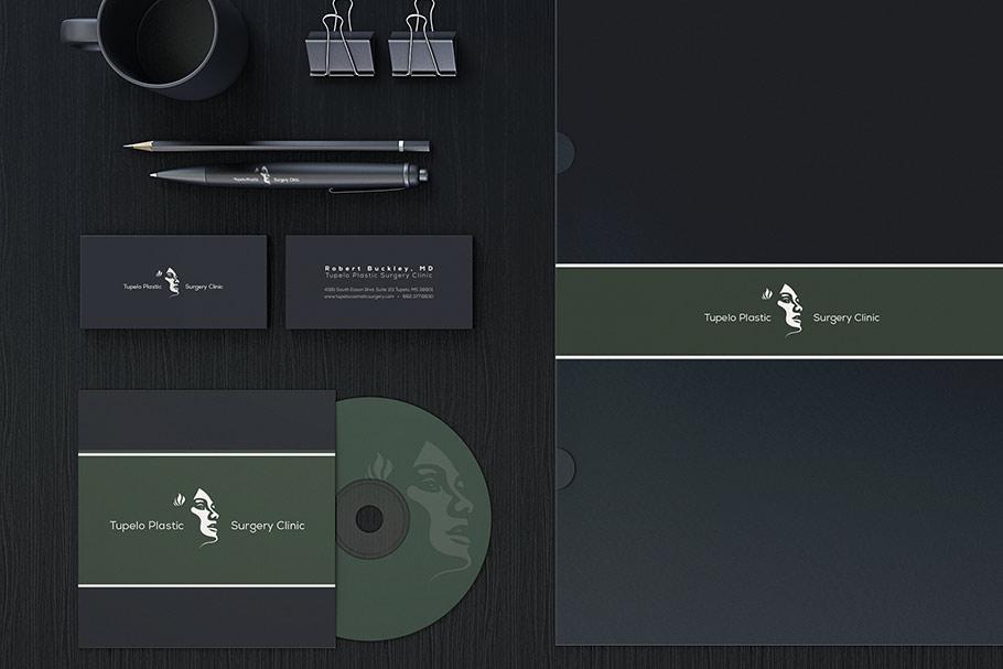tupelo folder design