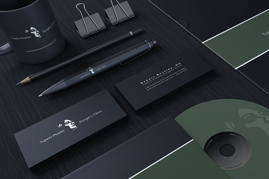 stationery design cropped