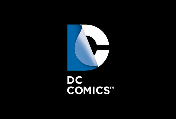 dc comics new logo design