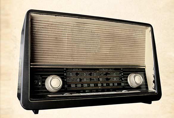 graphic design radio program