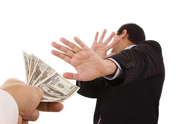 client designer down payment necessity