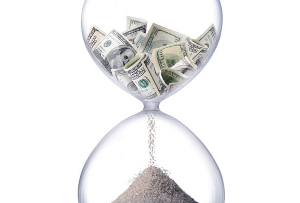 time equals money for designers