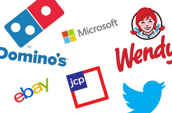 2012 logo changes top brands