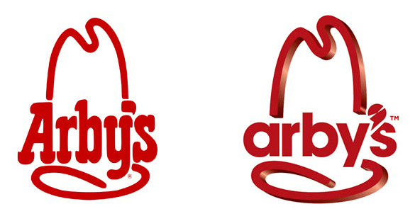 arbys new logo