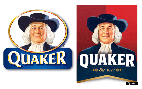 quaker new logo design