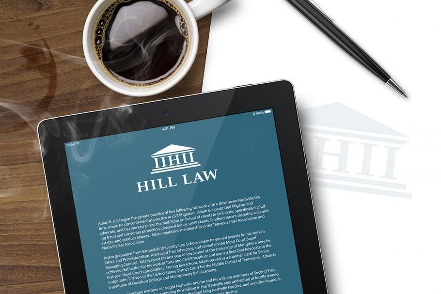 law logo design