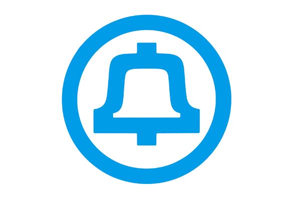 saul bass bell systems logo design
