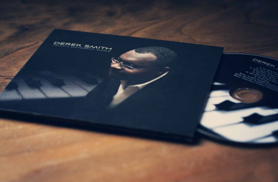 gospel album cover design