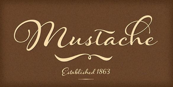 classic script font
