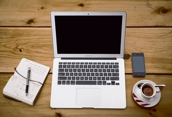 designer workspace free photo