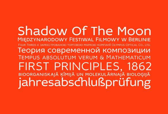 idealist font free