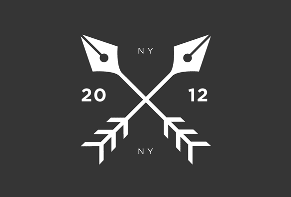 x style logo design
