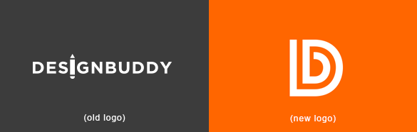 designbuddy logo re-design