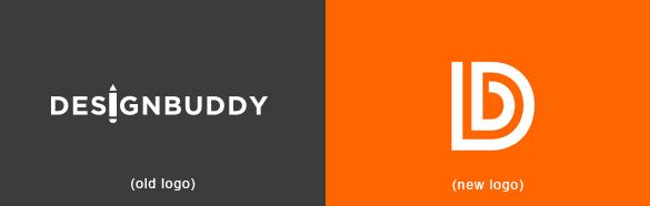 designbuddy logo re-design