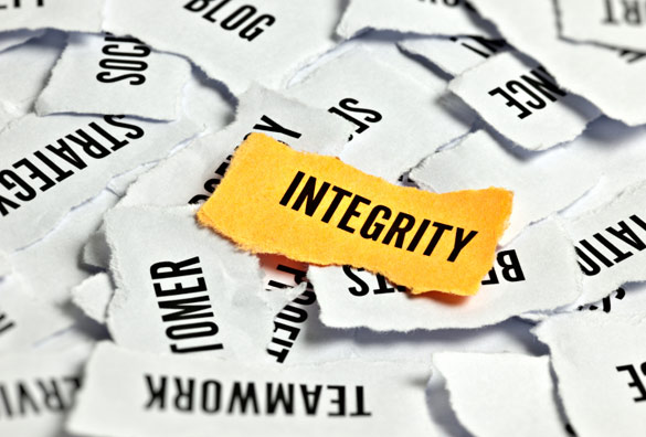 integrity in design