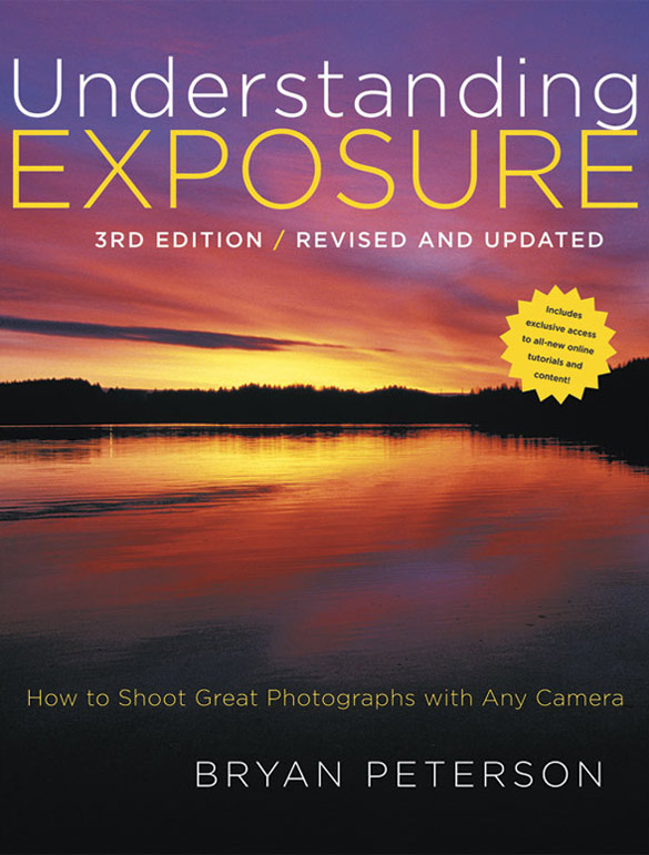 understanding exposure photography book