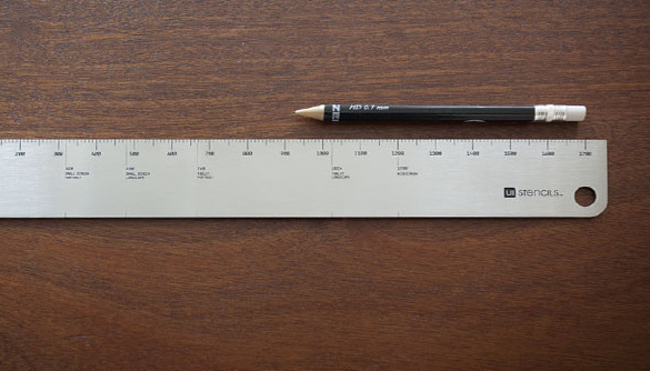 pixel ruler for designers