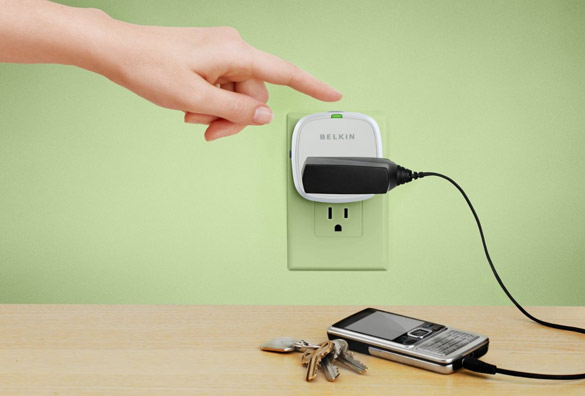 power saving outlet