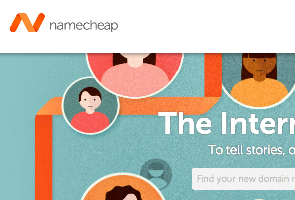namecheap redesign