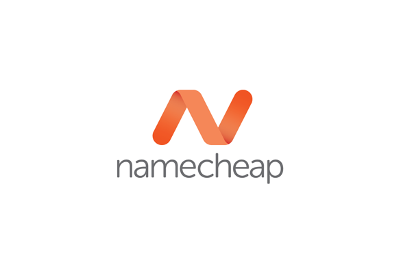 New logo design Namecheap
