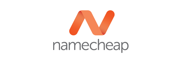 new logo namecheap