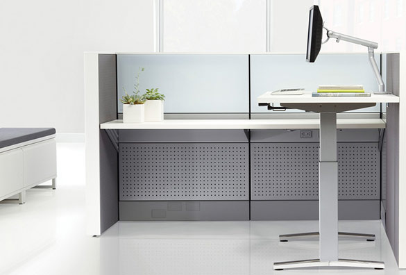 multi table sit stand desk