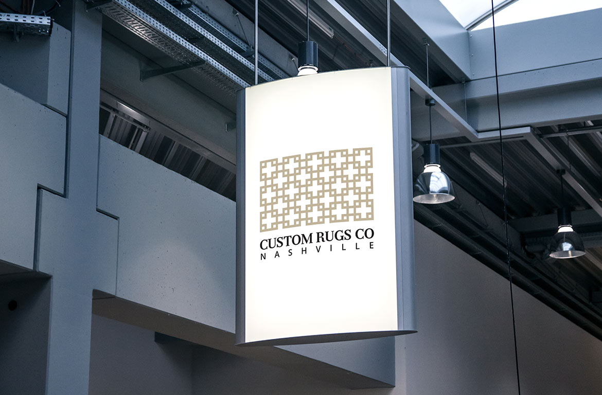 logo on store sign