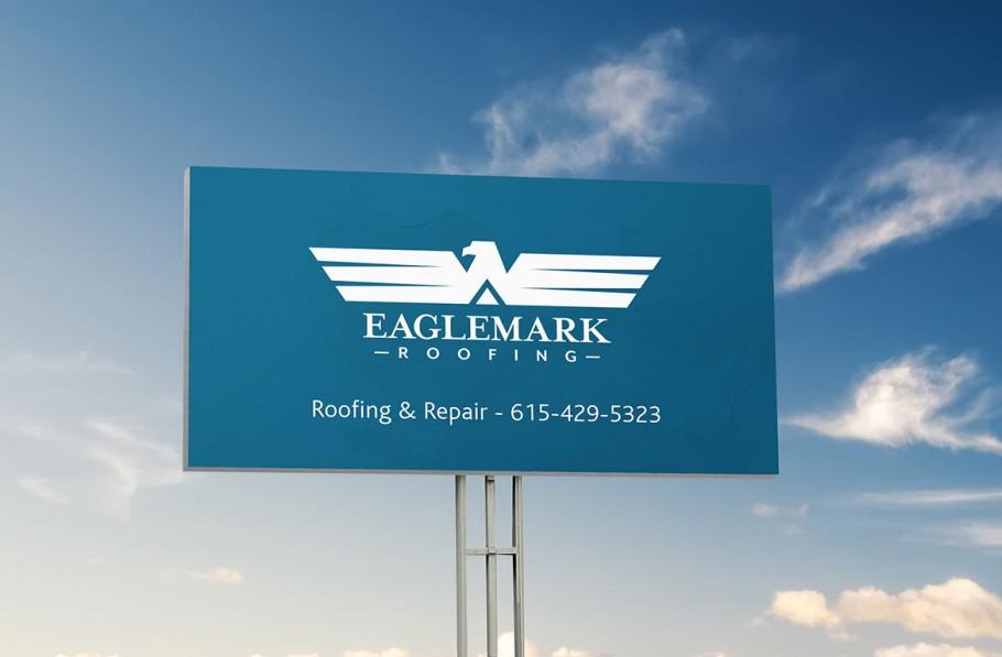 roofing billboard