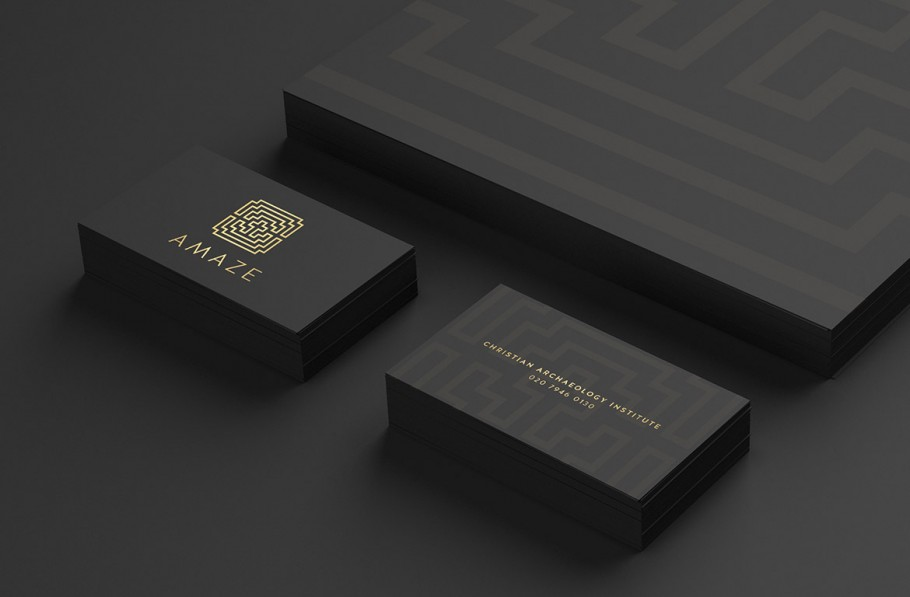 Brand Identity For Biblical Archaeology Institute