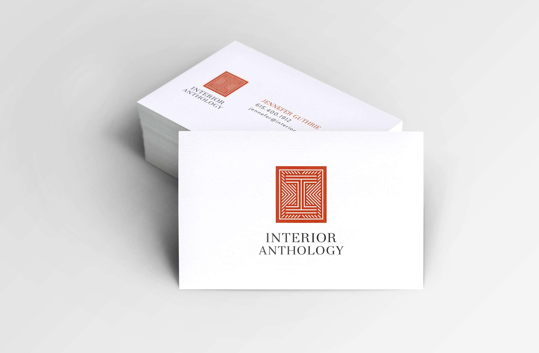Logo Identity Design For Interior Designer Nashville Graphic