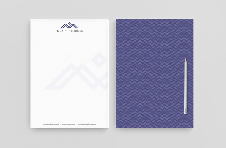 Brand Identity For Interior Designer