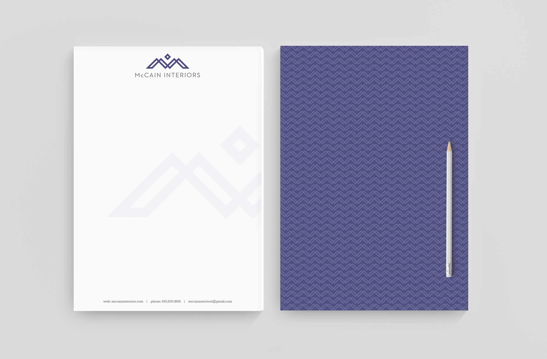 Brand Identity For Interior Designer