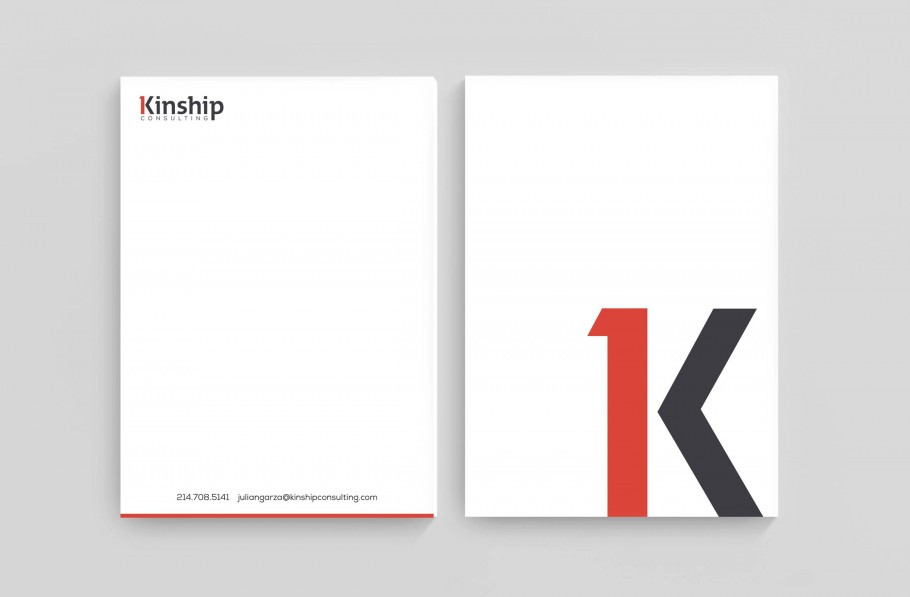 letterhead for consulting company