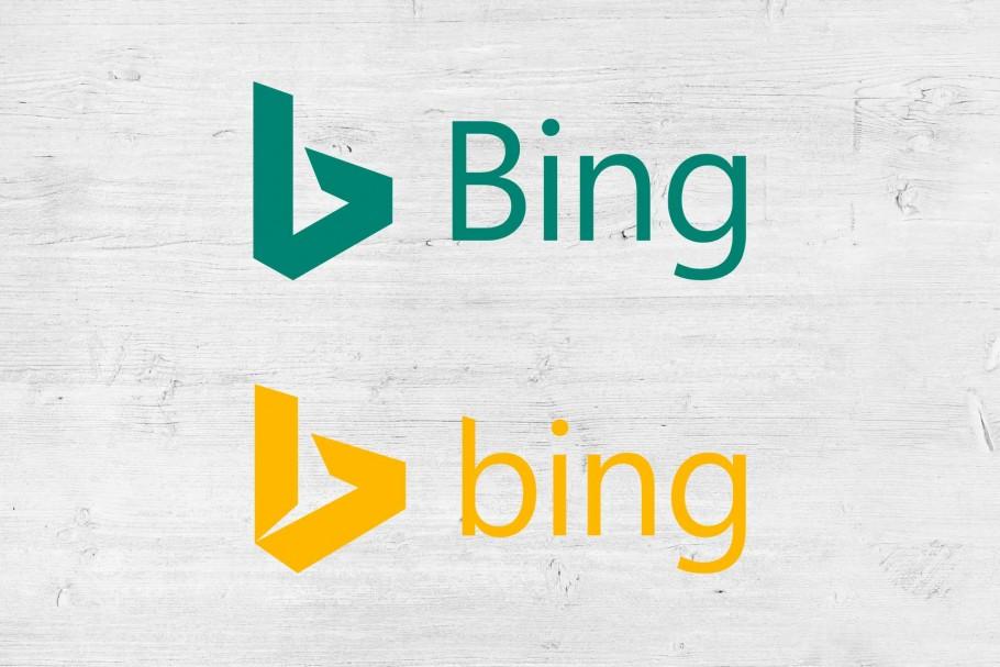 bing logos