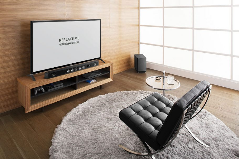 tv screen mockup