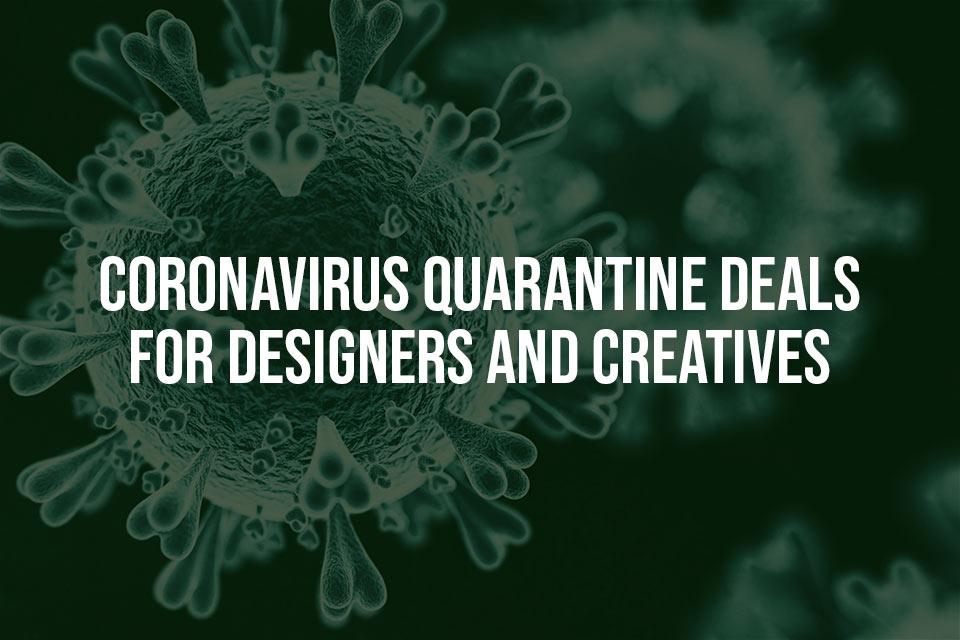 coronavirus quarantine deals